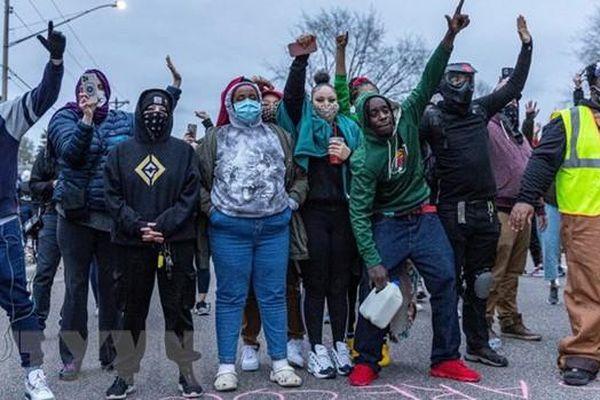 Mỹ: Lại biểu tình phản đối phân biệt chủng tộc