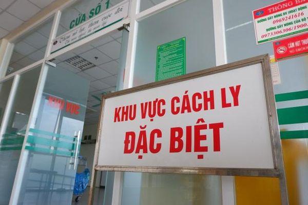 Chiều 13/4, Việt Nam ghi nhận 7 ca nhập cảnh mắc COVID-19