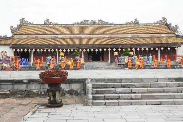 Bảo tồn tổng thể ngôi điện 'đặc biệt' nhất xứ Huế