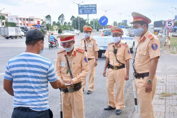 Cần Thơ triển khai công tác đảm bảo trật tự an toàn giao thông