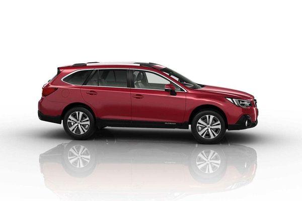 Bảng giá xe Subaru tháng 4/2021