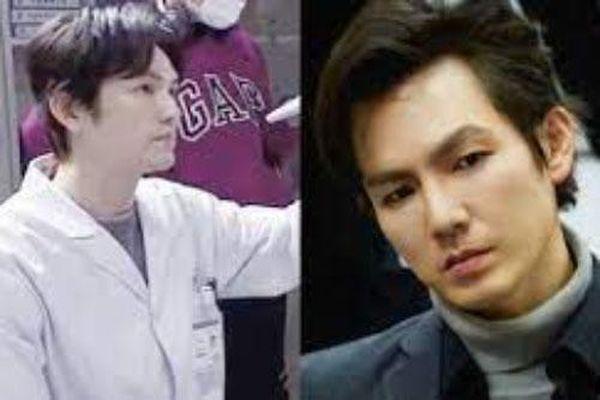 Lộ tạo hình bác sĩ siêu đẹp trai của Chung Hán Lương trong phim mới, 'ông chú U50' còn trẻ hơn đàn em 30 tuổi