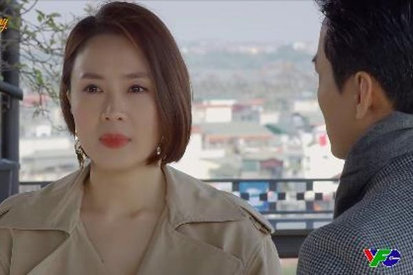 'Hướng dương ngược nắng' tập 53: Kiên trơ mặt cầu xin Châu tha thứ