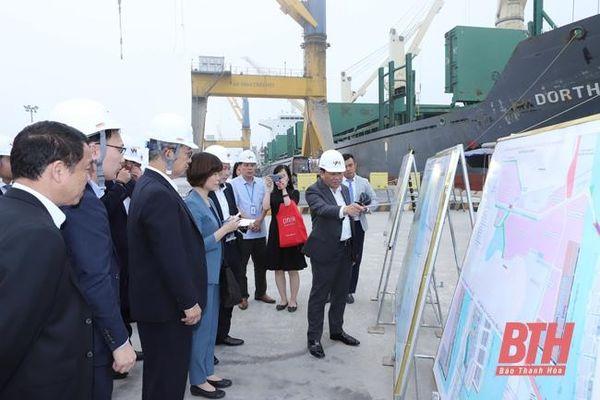 Thanh Hóa - Nhật Bản mối quan hệ hợp tác ngày càng phát triển