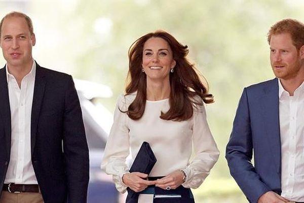 Chấm dứt sự im lặng: Hoàng tử William và Harry đã trò chuyện, Kate là 'người hòa giải'