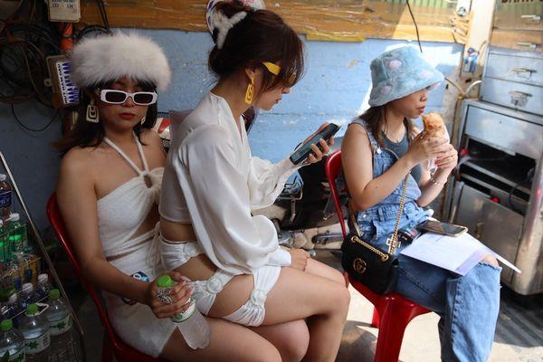 Bên trong phòng casting Rap Việt