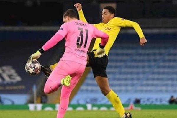 Dortmund vs Man City: Tạm biệt Erling Haaland