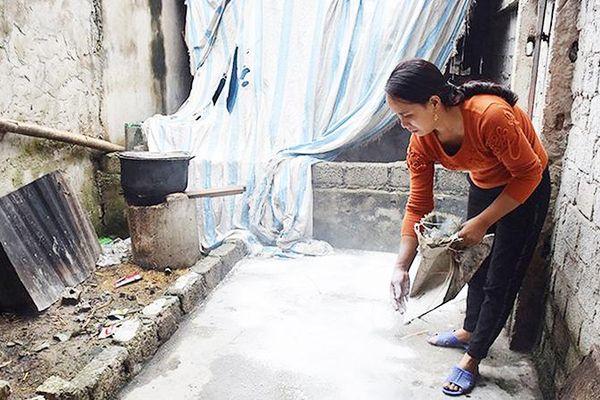 Dông, lốc gây thiệt hại tại nhiều địa phương