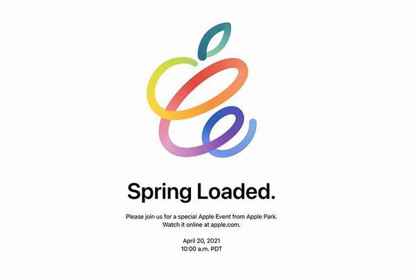Apple tổ chức sự kiện đặc biệt vào ngày 20-4