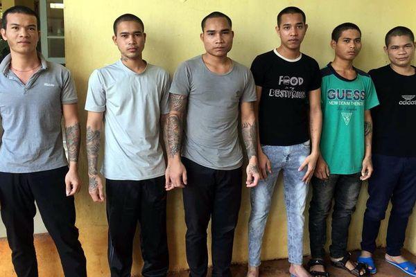 Nhóm 'trai bản' lập bang trộm cắp liên tỉnh