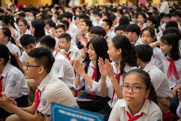 Quy định khu vực tuyển sinh vào lớp 10 THPT ở Hà Nội: Giải tỏa băn khoăn
