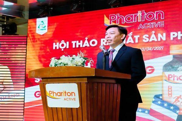 TV.PHARM mắt sản phẩm mới Phariton ACTIVE - sức mạnh giành chiến thắng