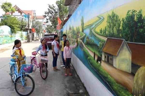 Xã Tam Phúc nỗ lực xây dựng nông thôn mới nâng cao, kiểu mẫu