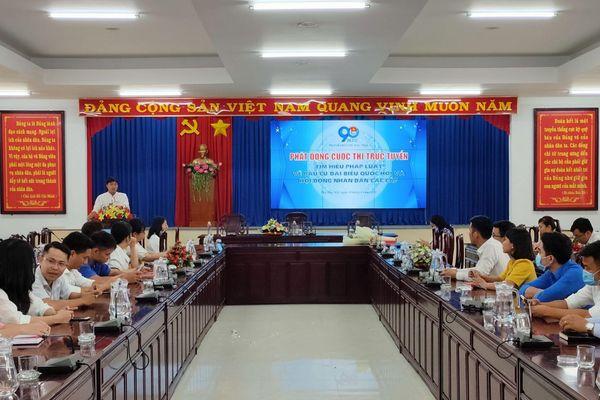 Bồi dưỡng kỹ năng cho đoàn viên, thanh niên lần đầu ứng cử Đại biểu HĐND các cấp