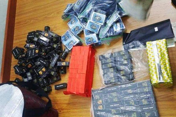Triệt phá đường dây ma túy, thu gần 40 kg ma túy
