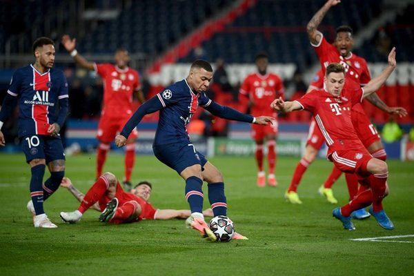 Hạ PSG, Bayern Munich vẫn trở thành cựu vương