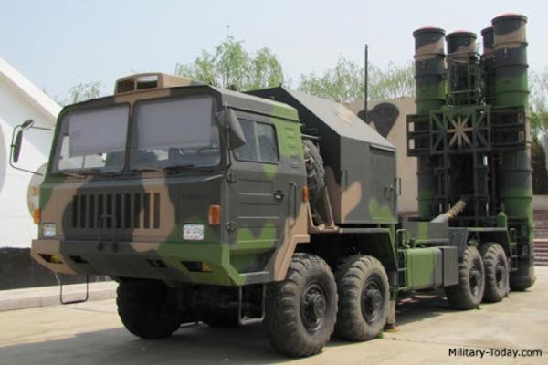 Ấn Độ nghi Trung Quốc triển khai tên lửa phòng không sát biên giới