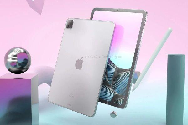 Apple iPad Pro 2021 sẽ trình làng tháng 4 với màn hình LED Mini
