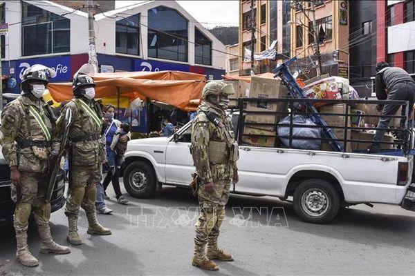 Bolivia mở tuyến hành lang nhân đạo trên biên giới với Brazil