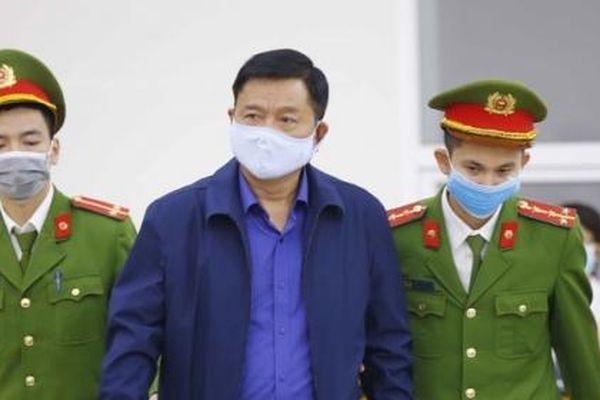 Ông Đinh La Thăng không kháng cao, chấp nhận11 năm tù