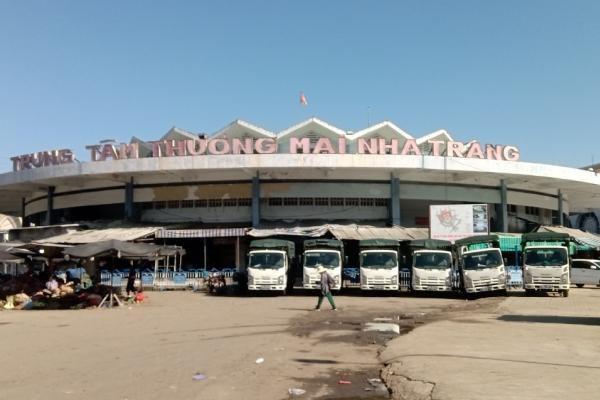 Chợ Đầm tròn Nha Trang sắp đóng cửa