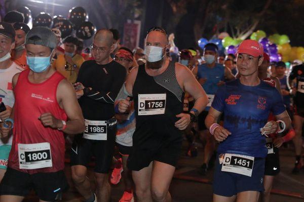 VĐV gian lận tại giải chạy marathon ở TP.HCM?