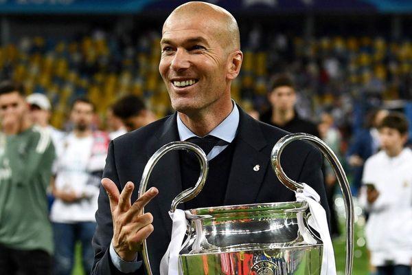 Zidane cần Champions League thứ 4 để thành HLV vĩ đại nhất