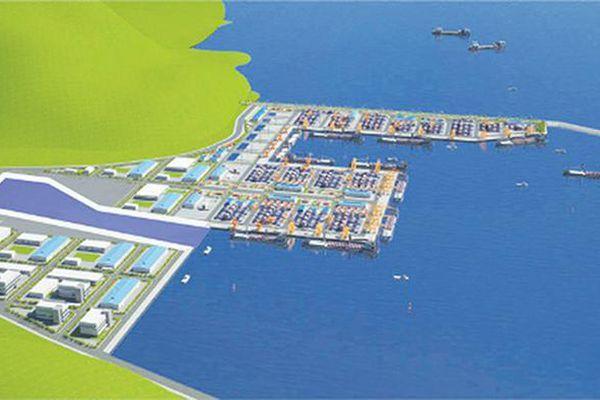 Đà Nẵng cấp tốc xây Cảng Liên Chiểu