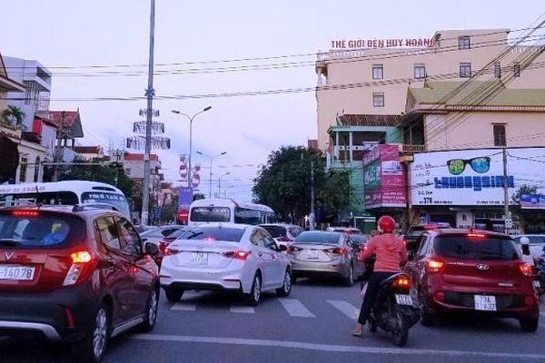 Cần tính toán hài hòa bài toán giao thông ở thành phố Đồng Hới