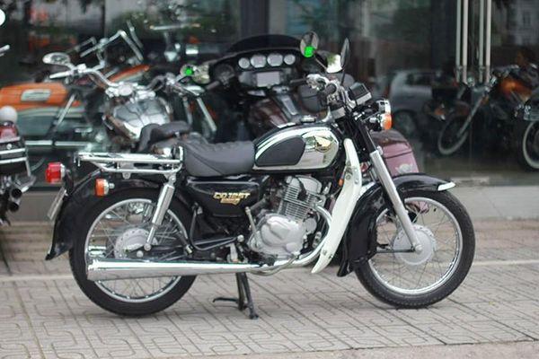 Honda CD125 cũ 'mặc cả' 335 triệu ở Hà Nội, chủ nhân chưa gật đầu