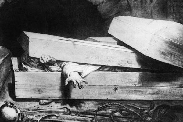 'Thót tim' chuyện người bị chôn sống may mắn thoát chết