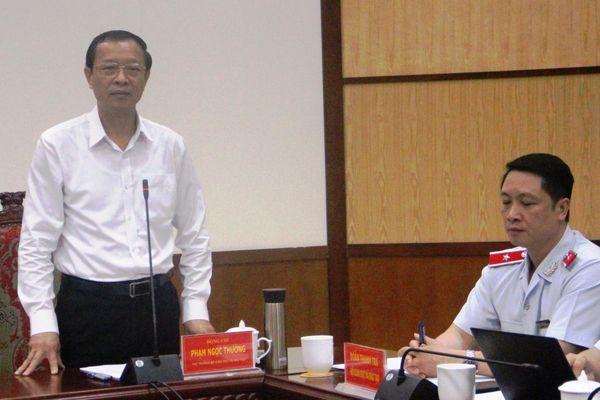 Thanh tra trách nhiệm quản lý nhà nước về GD tại Thanh Hóa