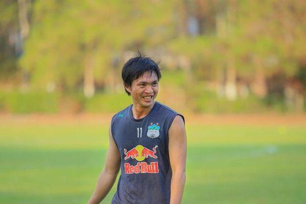 Tuấn Anh hoàn toàn bình phục chấn thương, sẵn sàng 'chiến' Hà Nội FC