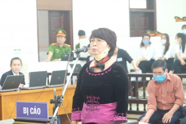 Luật sư đề nghị HĐXX chuyển tội danh với nguyên Tổng Giám đốc Cty CP Gang thép Thái Nguyên