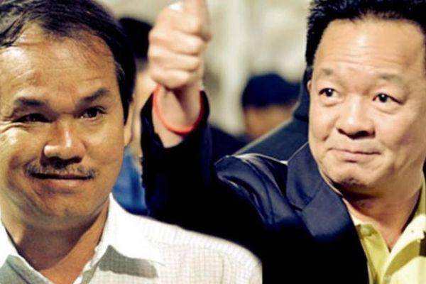 Hai ông bầu 'mặt trăng mặt trời' lỡ cuộc chạm trán 'kinh điển' ở V-League