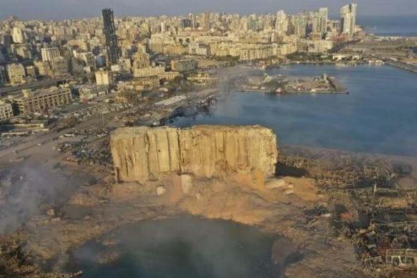 Nhiều nước cạnh tranh nhau việc xây dựng lại cảng Beirut