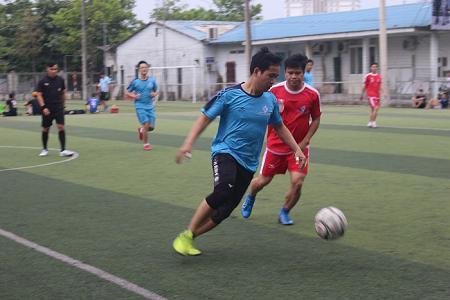 Sôi nổi phong trào thể dục thể thao TAND tỉnh Thừa Thiên - Huế