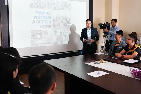 Saint-Gobain Việt Nam ra mắt trần Vĩnh Tường siêu bảo vệ - thanh lọc không khí