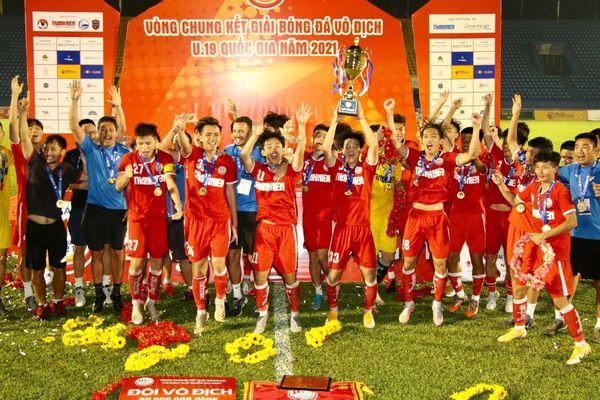 Vén màn bí mật thành công của U19 PVF
