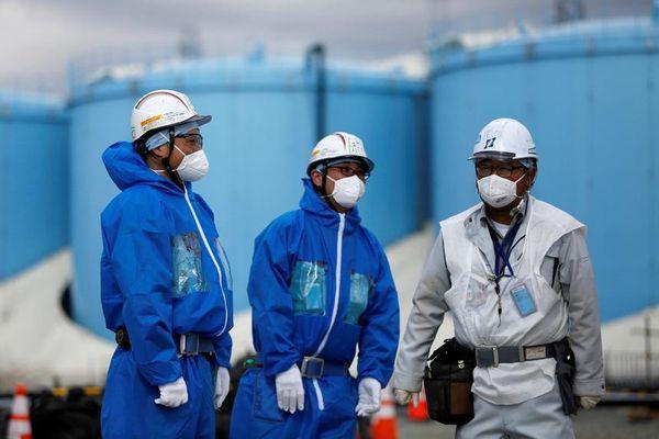 Người Nhật Bản lo sợ biển ô nhiễm vì nước nhiễm xạ