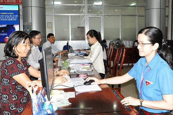 Ðiểm sáng trong cải cách thủ tục hành chính ở Tiền Giang