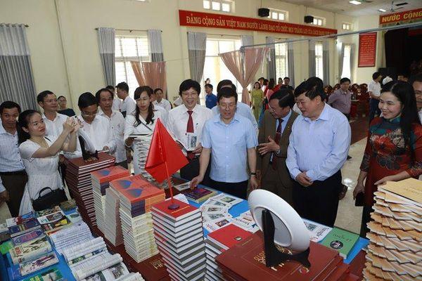 Lan tỏa văn hóa đọc ở Vĩnh Phúc