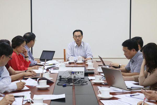 Bàn thảo sửa đổi Quy định kiểm định chất lượng cơ sở giáo dục đại học