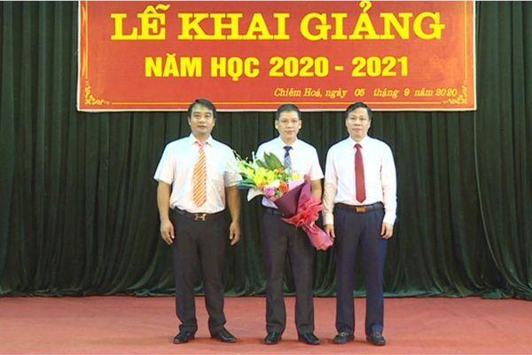Trường PTDTNT THCS huyện Chiêm Hóa: Tiếp bước cha ông, làm theo lời Bác