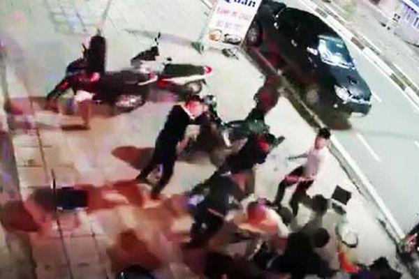 Vụ thực khách bị nhóm 'côn đồ' đánh dã man: Khởi tố vụ án