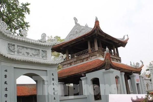Sai phạm ở di tích quốc gia chùa Đậu: Thanh tra Bộ Văn hóa quyết định xử phạt