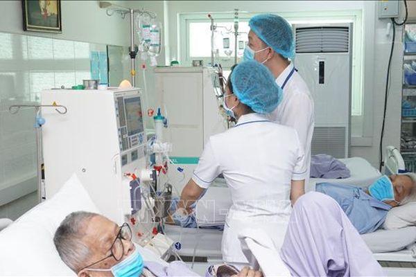 Đánh giá chất lượng, khảo sát quyền lợi người bệnh tại các bệnh viện Trung ương