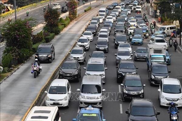 Nhờ ưu đãi thuế, sức tiêu thụ ô tô ở Indonesia tăng mạnh