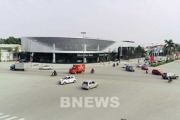 Mercedes-Benz khai trương đại lý MAR2020 lớn nhất Bắc Trung bộ ở Nghệ An