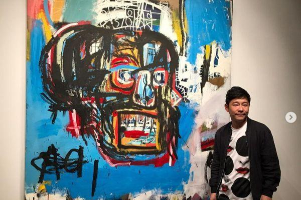 Bức tranh của Basquiat tăng giá trị từ 19 ngàn USD lên 110.5 triệu USD sau 33 năm
